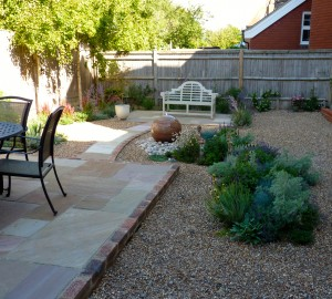Project eastbourne gravel garden garden design in for Garden design eastbourne